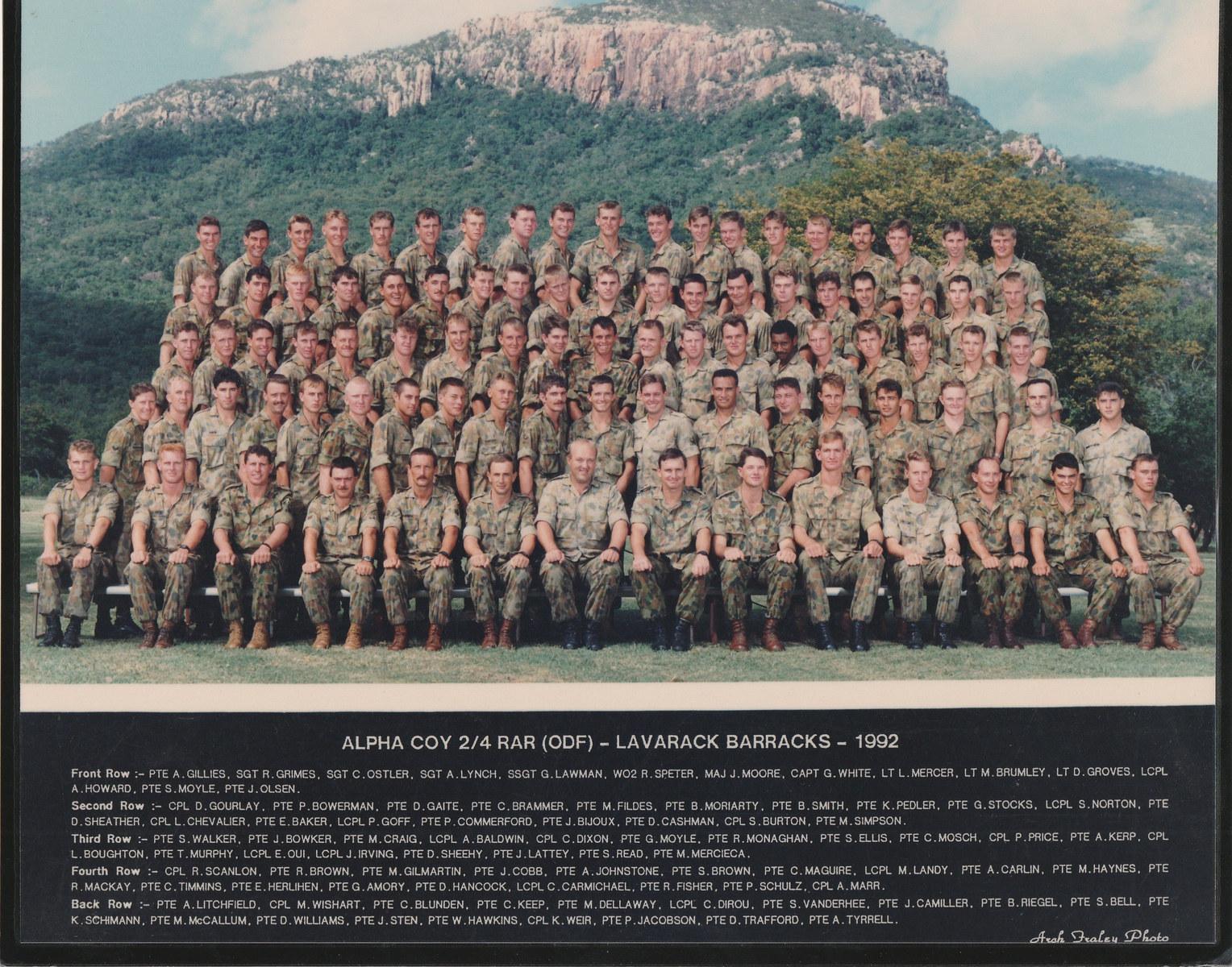 A Coy 1992