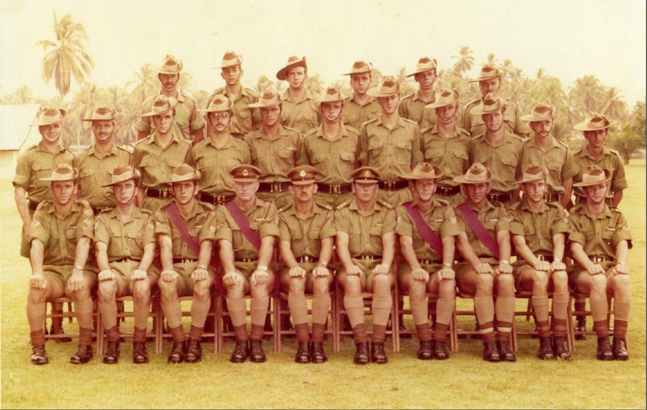A Coy HQ RCB 1975