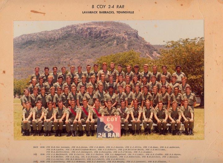 B COY 1982
