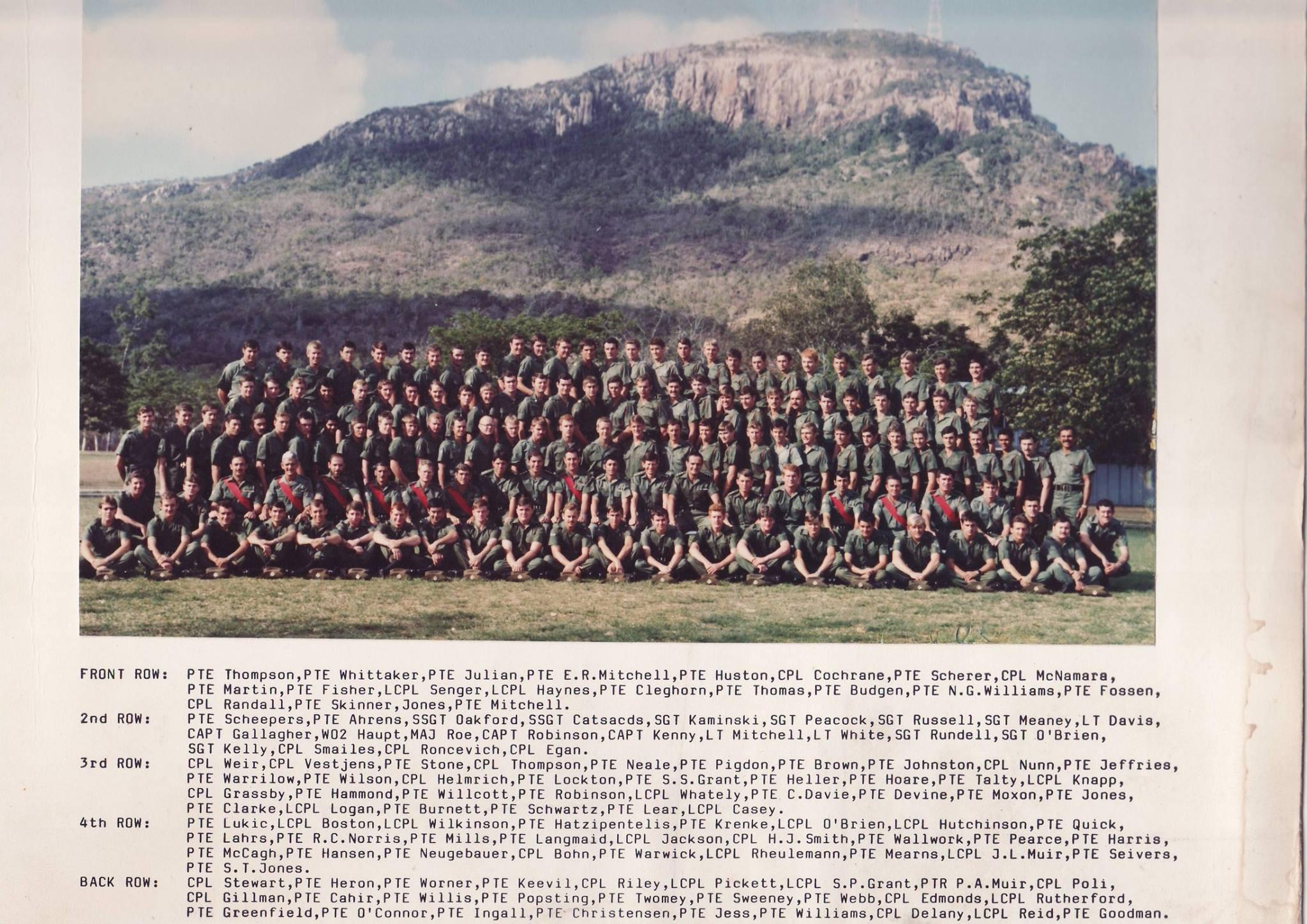 Spt Coy 1981