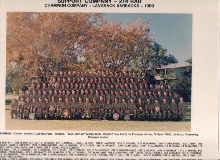 Spt Coy 1989