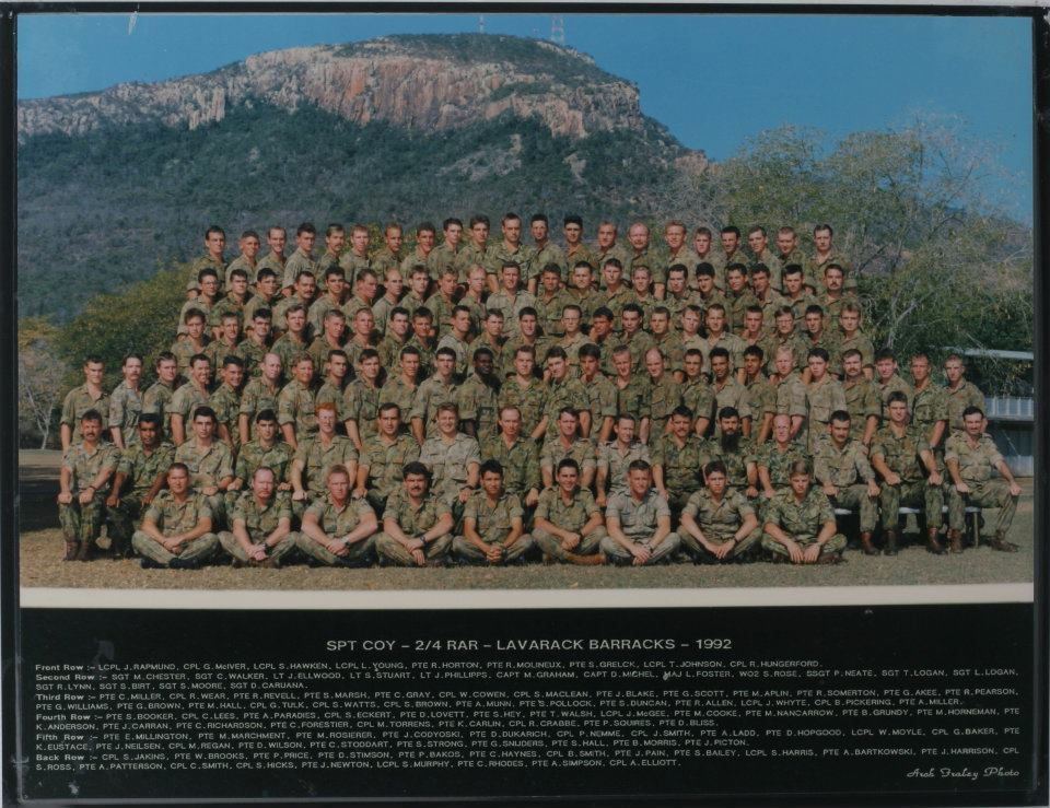 Spt Coy 1992