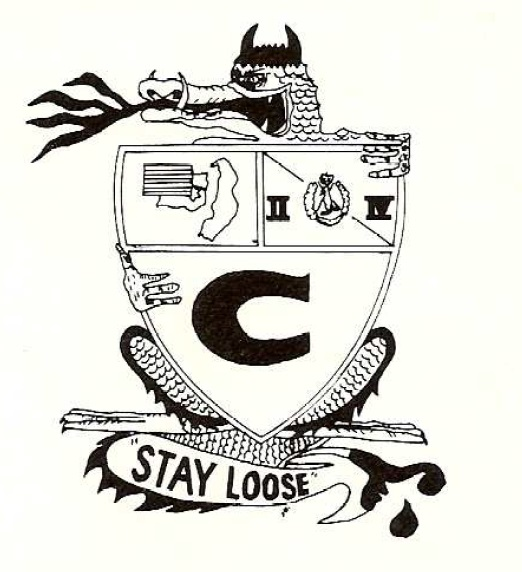 C Coy logo early