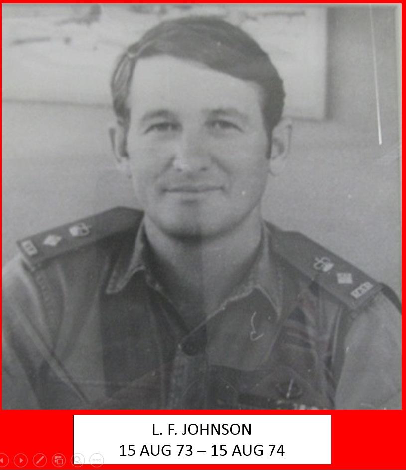 LF JOHNSON