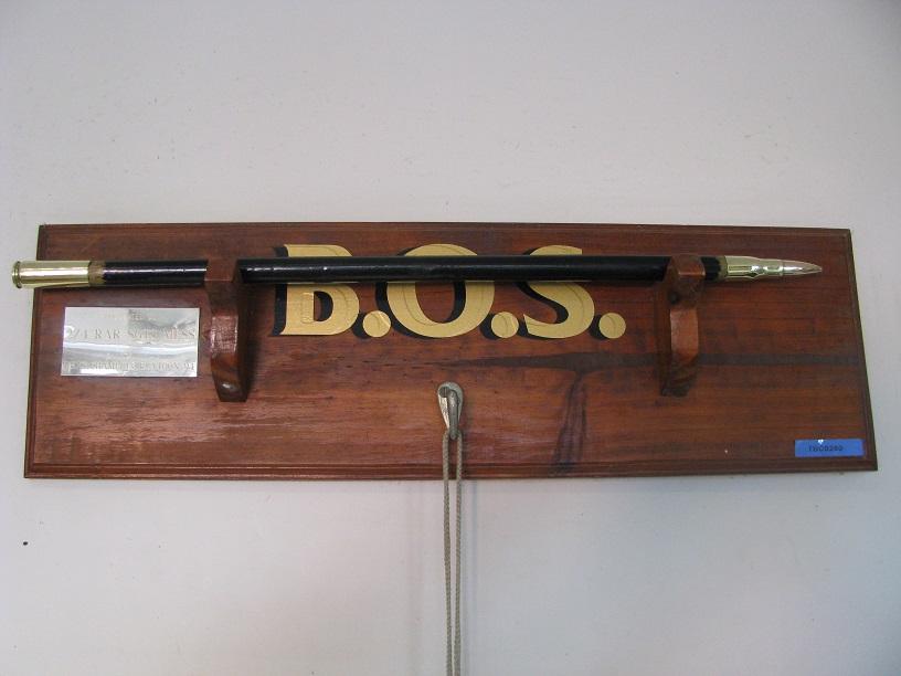 BOS Cane holder