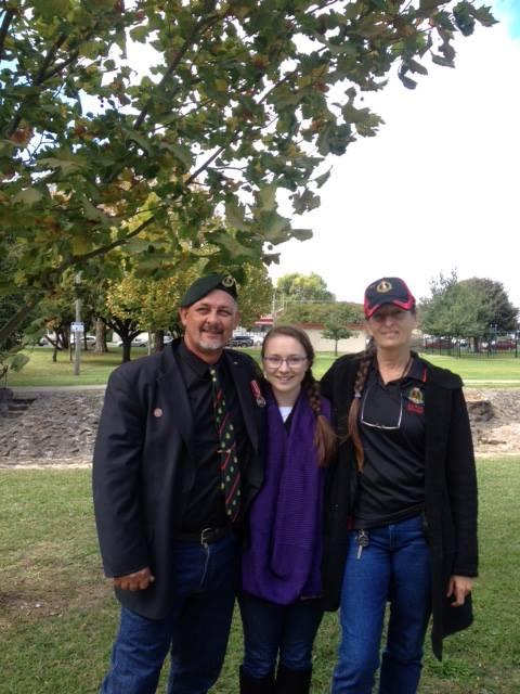 ANZAC Day at Glen Innes