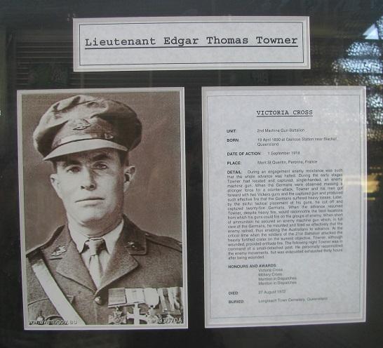LT Edgar Towner