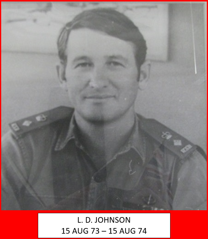 LD JOHNSON